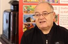 Egy év élet-halál harc után ismét dolgozik Forgács Gábor