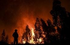 Durva pusztítást végeztek az erdőtüzek Portugáliában - videó