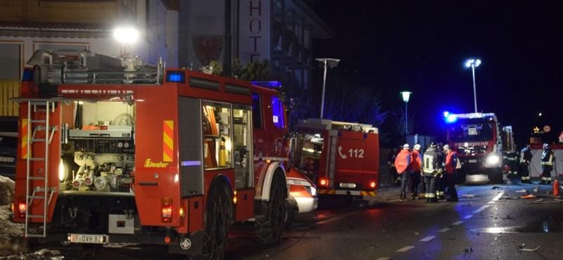 Német turisták közé csapódott, hatot halálra gázolt egy autós Olaszországban