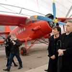 Kifogott a szlovákokon Orbán ajándék repülőgépe
