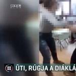 Brutális iskolai verekedést videóztak le egy keszthelyi középiskolában