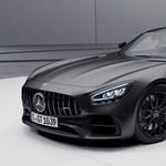 """Egyedi széria az 523 lóerős Mercedes-AMG GT """"Lopakodó"""""""