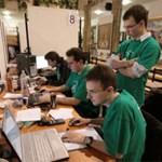 24 órás Programozási Versenyt rendeztek Veszprémben