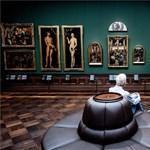 Maszkkal a múzeumban – Drezdában már megnyílt egy képtár (fotók)