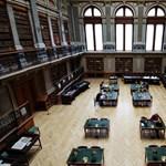 Az egyetemi hallgatókon kívül mindenki más mehet az ELTE egyetemi könyvtárba