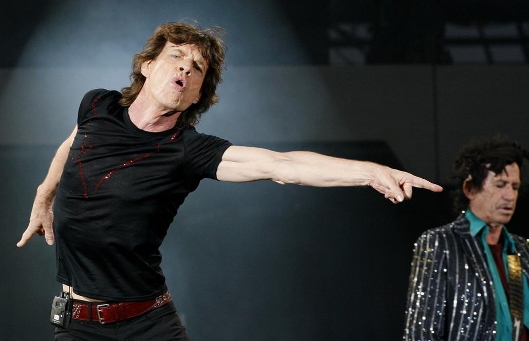nagyítás - Mick Jagger 70 - és a Rolling Stones, Németország, Frankfurt 2007. június 13.