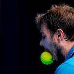 Hatalmas ötszettes meccsen jutott be Stanislas Wawrinka a negyeddöntőbe a Roland Garroson