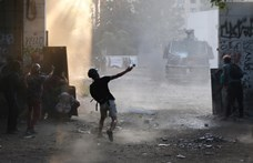 """""""Chile felébredt"""" – ezrek tüntettek a fővárosban"""