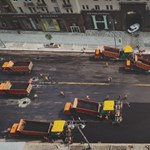 Timelapse videó: ezt az útfelújítást mi is eltanulhatnánk