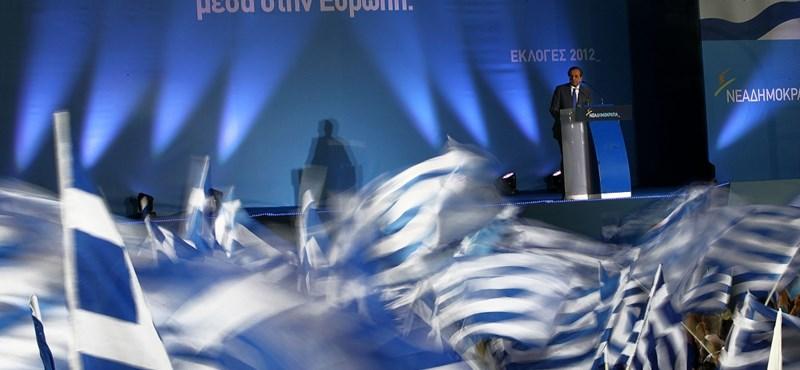 Itt a görög végeredmény: szocialista-konzervatív koalíció jöhet?