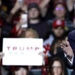 Donald Trump részt vesz az abortuszellenes meneten