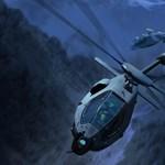 Megmutatta a Boeing, milyen lehet a jövő katonai helikoptere
