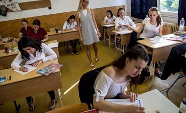 Az Európai Unióról is kérdezték a diákokat az emelt töriérettségin