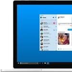 Új funkciók jönek a Facebook Messengerbe: kevesebb helyet foglal majd, és PC-re is jön az app