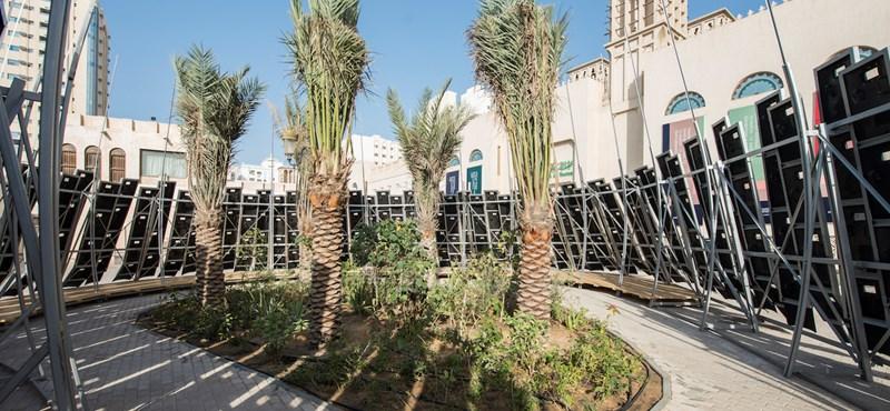 13. Sharjah Biennálé – Gazdagság és terror