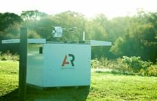 Repülési engedélyt kapott Amerikában egy önvezető drón
