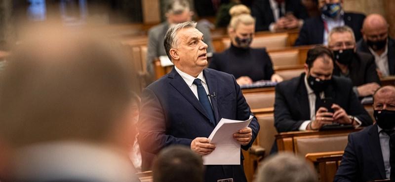 Orbán Viktor: December utolsó napjaiban érkeznek az első vakcinák Magyarországra