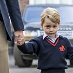 György herceg igazi rajongó