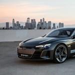 Teljes pályás villanyautós letámadásra készül az Audi
