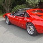 A Magnum-féle Ferrariból is elektromos autót csináltak