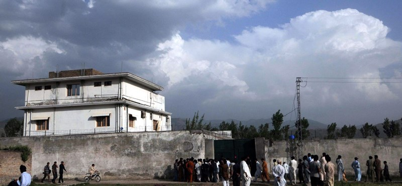 Kiutasítja Oszama bin Laden családját Pakisztán
