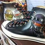 Rendelj egyedi Converse cipőt!