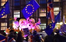 Brexit: Jobb, ha osztoznak a képviselők a taxin, mint ha megtámadják őket a tiltakozók