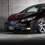 A Halálos iramban elektromos autós részében ilyen lesz egy Nissan Leaf?