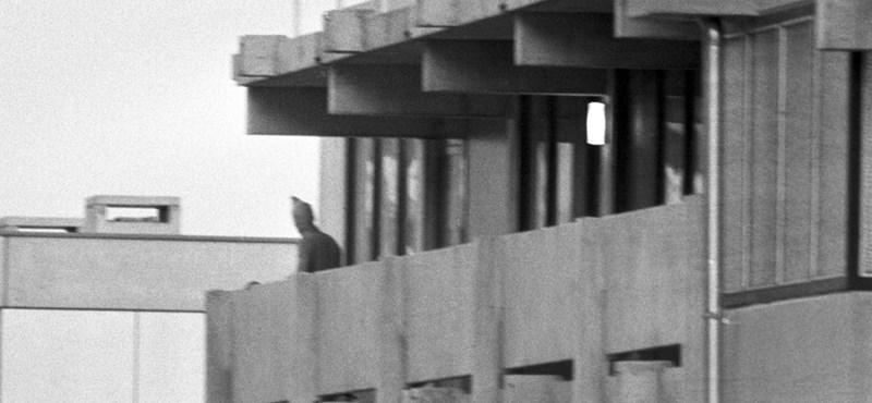 Meg is kínozták foglyaikat a müncheni olimpia terroristái