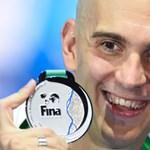 Cseh László ezüstérmet szerzett 200 pillangón