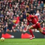 Rekordot állított be a Liverpool