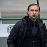 Kétmeccses eltiltást kapott a Fradi edzője
