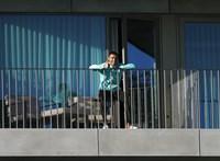 Elindultak a szurkolók a Hősök teréről, Cristiano Ronaldo rekorder lett - percről percre a kontinenstorna ötödik játéknapjáról
