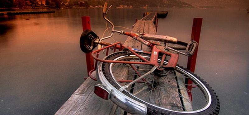 Család- és biciklibarát fejlesztéseket támogatnak a Balatonnál