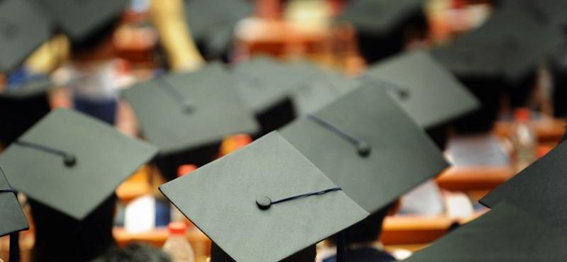 Ijesztően kevés az országban a diplomás fiatal