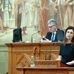 Varga Judit: Az Európai Parlament történelmi árulást követett el Magyarországgal szemben