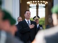 Washington Post: Az Orbán-kormánynak is dolgozott a Fehér Ház ideiglenes titkosszolgálati igazgatója