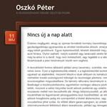 Oszkó: a Fidesz nagyon ért a cirkuszcsináláshoz
