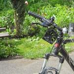 """""""Csináld magad!"""" - megújuló energiás projektet hirdetett egy bringás"""