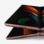 Ez így már erőgép: izmos összecsukható mobilt hoz a Samsung, íme a Galaxy Z Fold2