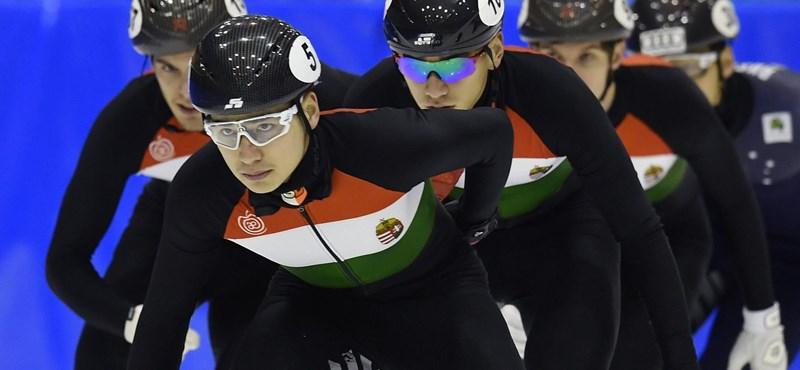 Téli olimpia: a Liu testvérek mellett Burján a harmadik magyar induló