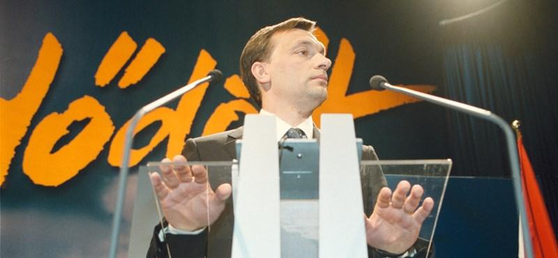 Orbán is kapott már akkora sallert, mint Clinton