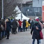 Szinte már csak a brit koronavírus-mutáció terjed egy osztrák kisvárosban