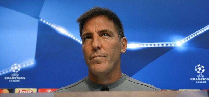 Nagybeteg edzőjéért hajtva mentett pontot a Sevilla