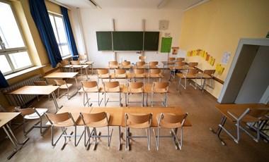 Harmincperces gyorstesztekkel szűrik a bécsi iskolásokat
