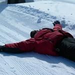 Túl sok magyar baleset az osztrák sípályákon