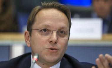 A magyar uniós biztos is elítélte a belarusz tüntetők véresre verését