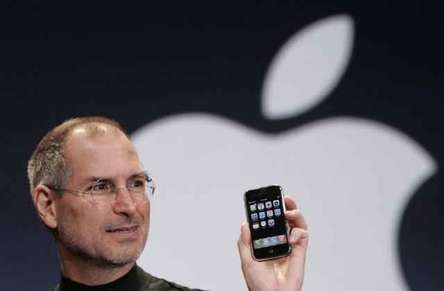 2007 - az első iPhone
