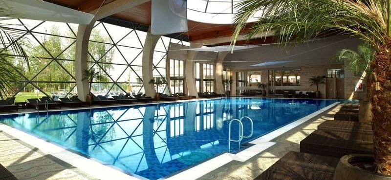 Illatos luxus wellness Sárváron - szállodateszt