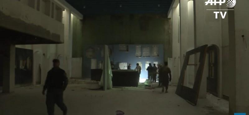 Rommá zúzta az Iszlám Állam a moszuli múzeum kincseit – videó